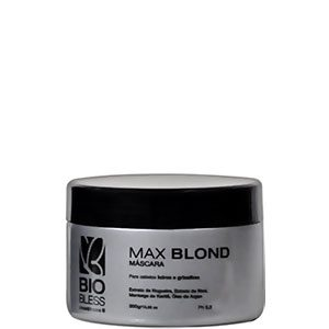MÁSCARA MAX BLOND