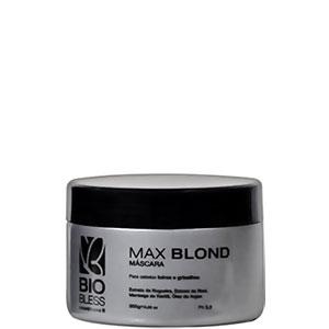 MÁSCARA MAX BLOND